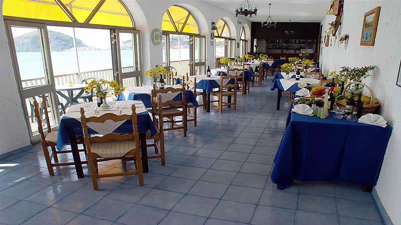 Hotel Regina del Mare - Sala Ristorante